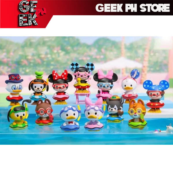 Pop Mart Mickey and Friends - Pool Party Series