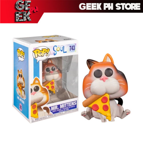 Funko Pop! Soul (2020) - Mr. Mittens #743