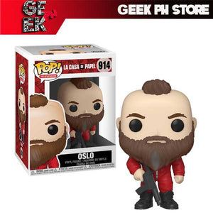 Funko Pop TV La Casa De Papel - Money Heist - Oslo