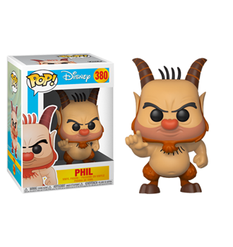 Funko Pop! Hercules - Phil