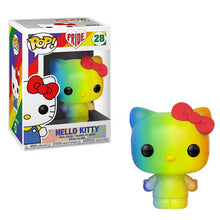 Load image into Gallery viewer, Funko Hello Kitty Pride 2020 Rainbow Pop! Vinyl Figure