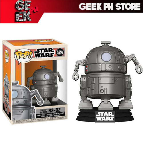 Funko Pop Star Wars Concept R2-D2 sold by Geek PH Store