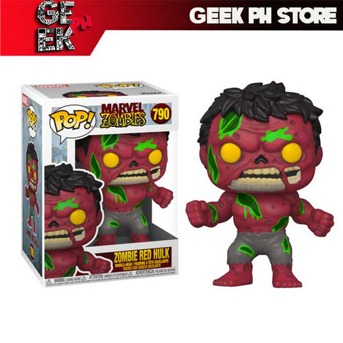Funko Pop Marvel - Marvel Zombies - Red Hulk sold by Geek PH Store