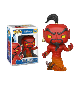 Funko Pop! Aladdin - Red Jafar