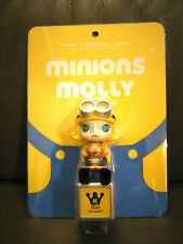 POP MART Kennyswork Molly x Minions Shanghai Toy Show 2019 10 cm