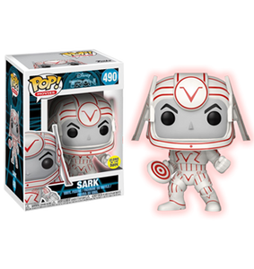 Funko Pop! Tron - Sark Pop! Vinyl Figure