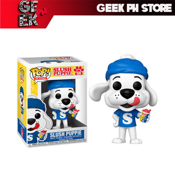 Funko Pop Ad Icon ICEE - SLUSH PUPPIE