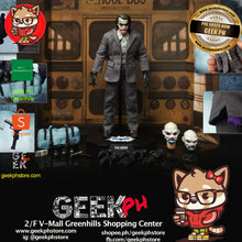 Load image into Gallery viewer, Soap Studios The Dark Knight – The Joker 1/12 Scale Figure (Pre Order Reservation)