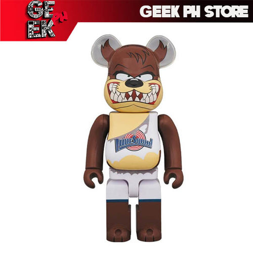 Medicom Bearbrick Space Jam Tasmanian Devil 400% Be@rbrick Vinyl Figure