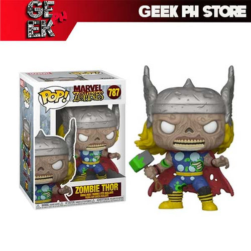 Funko Pop Marvel - Marvel Zombies - Thor sold by Geek PH Store