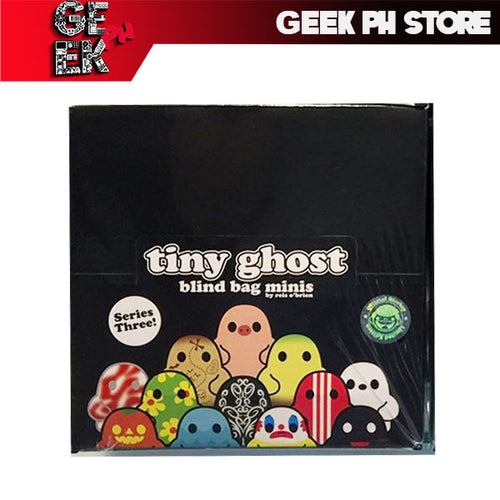 Bimtoy's Tiny Ghost Blind Bag Series 3 Case of 12