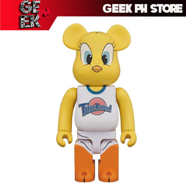 Medicom Bearbrick Space Jam Tweety Bird 400% Be@rbrick Vinyl Figure