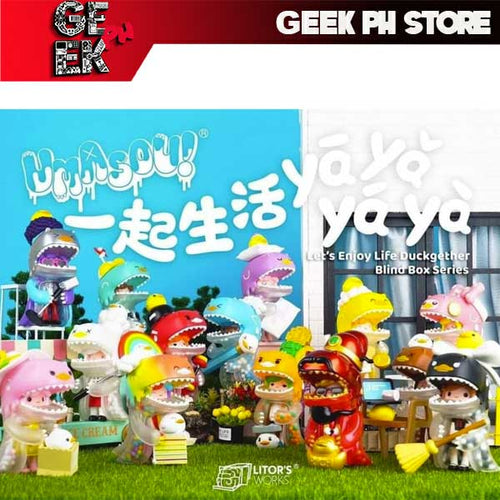 Litor's Works Umasou! Let's Enjoy Life Duckgether Blind Box sold by Geek PH Store
