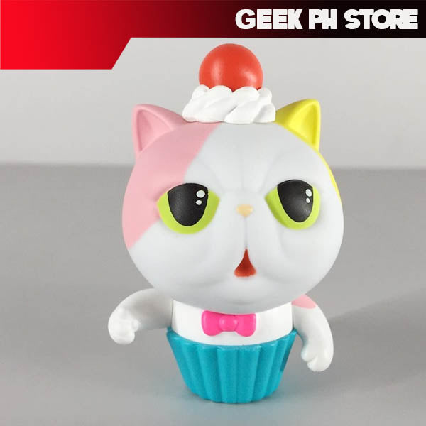 UNBOX INDUSTRIES refreshment toy Exotic Cat Cupcake