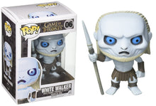 Load image into Gallery viewer, Funko Television: Game of Thrones - White Walker