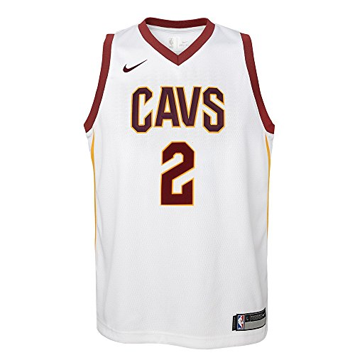 newest c3df5 5e34a Kyrie Irving #2 Cleveland Cavaliers Jersey