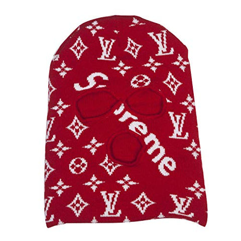Supreme x Louis Vuitton Ski Mask