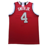 Dennis Smith Jr. #4 NC State Jersey - Primo Jerseys