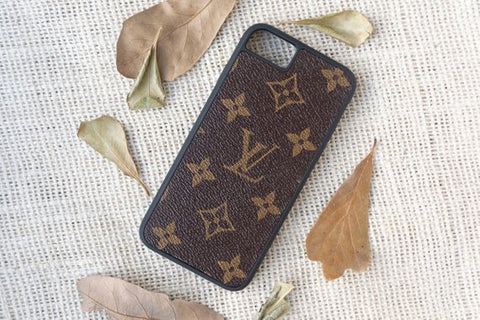 Louis Vuitton Classic Brown Monogram iPhone Case