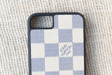 Louis Vuitton Damier Azur iPhone Case
