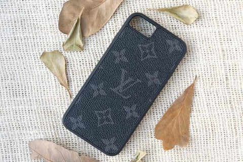 Louis Vuitton Case Eclipse Monogram iPhone Case