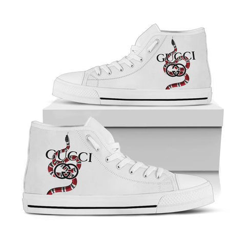 Gucci Snake High Tops