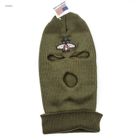 Gucci Wasp Ski Mask