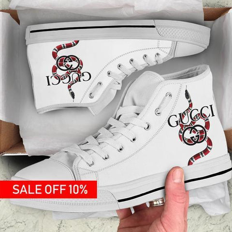 Gucci Snake High Tops – Primo Supply Co.