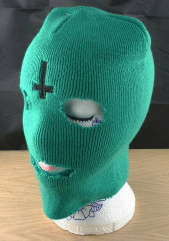 OFWGKTA Ski Mask w/ Embroidered Cross