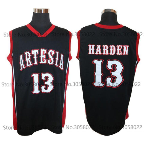 James Harden #13 Artesia High School Jersey - Primo Jerseys