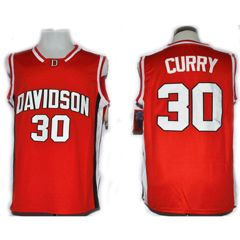 Stephen Curry #30 Davidson University Throwback Jersey - Primo Jerseys