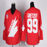 Wayne Gretzky #99 1981 Team Canada Throwback Jersey - Primo Jerseys