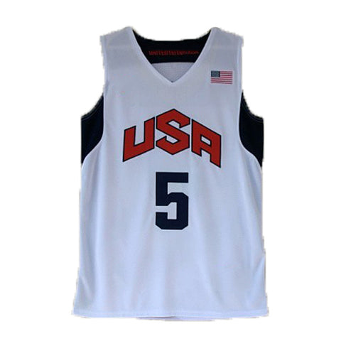 2012 Team USA Basketball Olympic Jerseys - Primo Jerseys