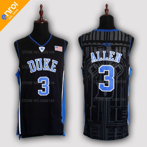 Grayson Allen #3 Duke University Throwback Jersey - Primo Jerseys