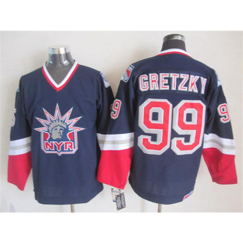 Wayne Gretzky #99 Throwback Jerseys - Primo Jerseys