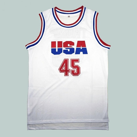 Donald Trump #45 USA Jersey - Primo Jerseys