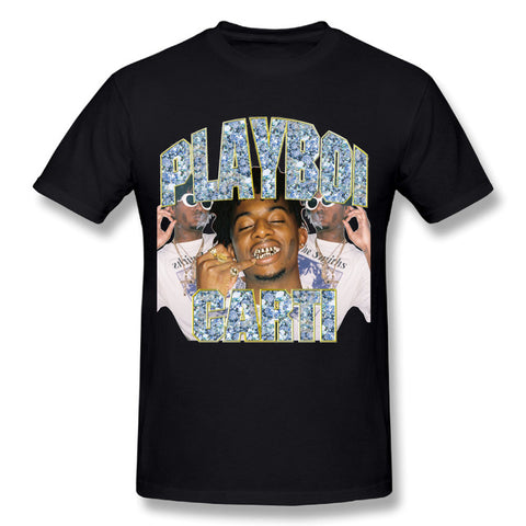 Playboi Carti Vintage T Shirt - Primo Jerseys
