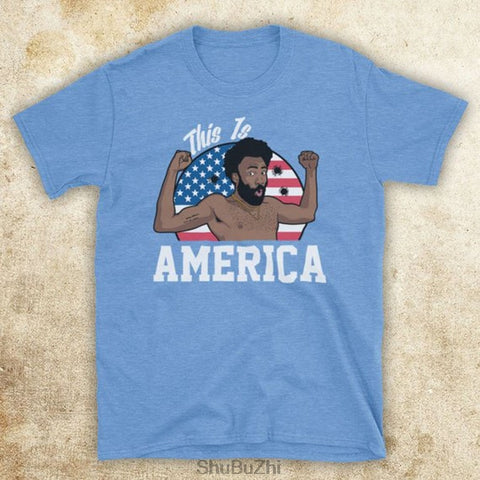 "Childish Gambino ""This Is America"" Tee - Primo Jerseys"