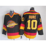 Pavel Bure #10 Vancouver Canucks Throwback Jersey - Primo Jerseys