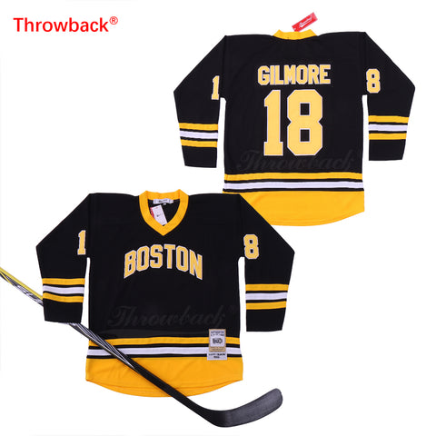 Happy Gilmore #18 Movie Jersey - Primo Jerseys