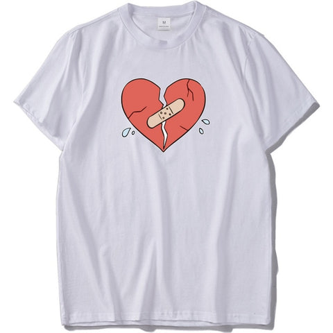 Lil Xan Xanarchy Broken Heart T-Shirt - Primo Jerseys