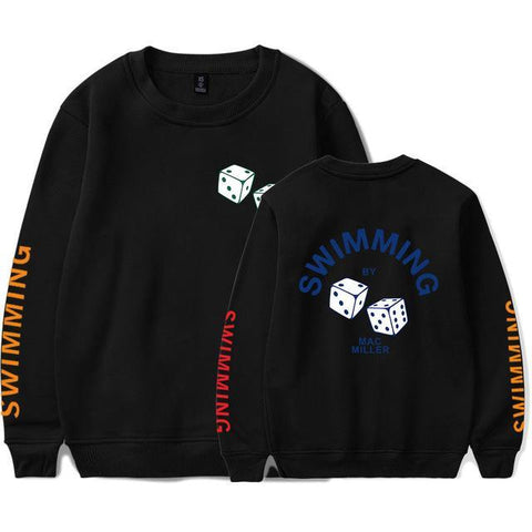 Mac Miller Swimming Sweatshirt - Primo Jerseys