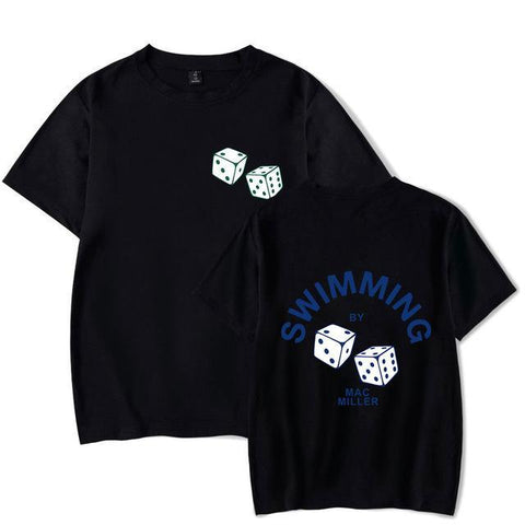 Mac Miller Swimming T-Shirt - Primo Jerseys
