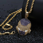 "Dragon Ball ""Frieza"" Pendant w/ Chain"