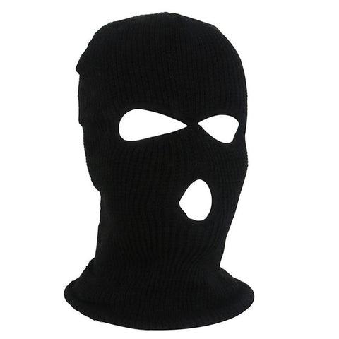 Knitted Ski Mask (Tripple)