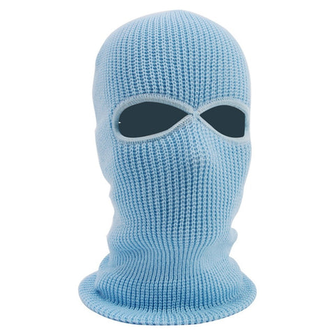 Knitted Ski Mask (Double)