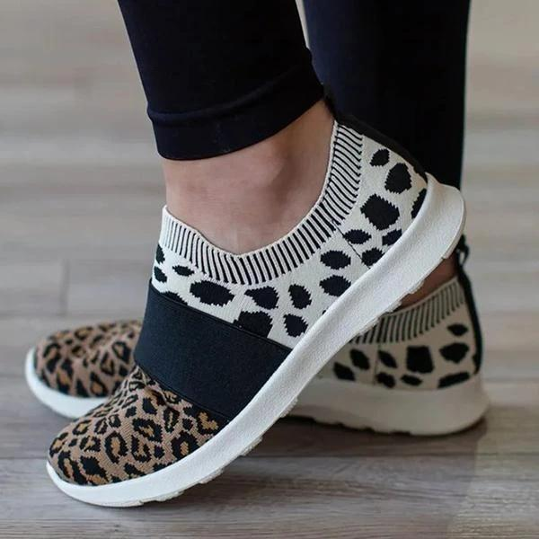 Cosysandals Daily Breathable  Casual Slip-On Sneakers