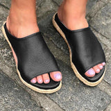 Cosysandals Summer Casual Comfy Slip On Sandals