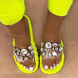 Cosysandals Brick Stone Summer Women's Slippers