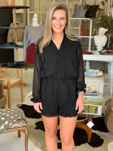 """Ready for Anything"" Romper"